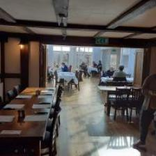 Function Room At The Bear